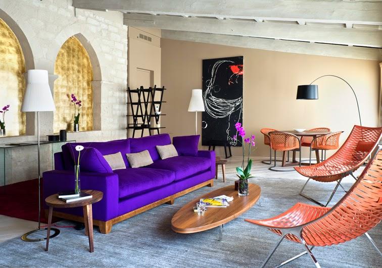 Salon Gran Suite - Mercer Hotel Barcelona