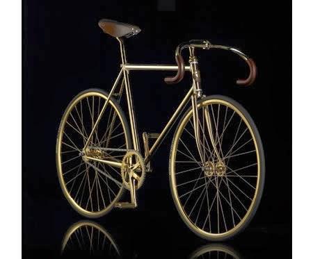το πιο ακριβό ποδήλατο