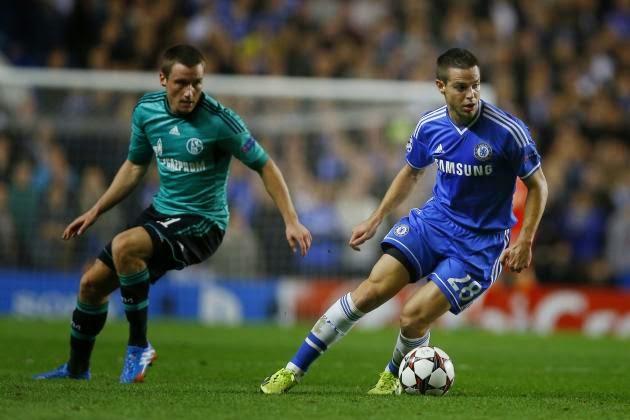 Chelsea vs Schalke live stream free today 17/9/2014