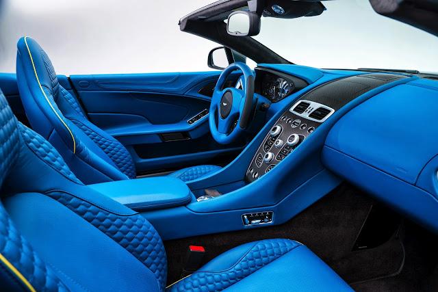 2014 Aston Martin Vanquish Volante: Gaydon Raises the Bar for Car Beauty… Again.