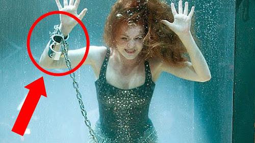 10 Acidentes Horríveis que Ocorreram Durante Filmagens