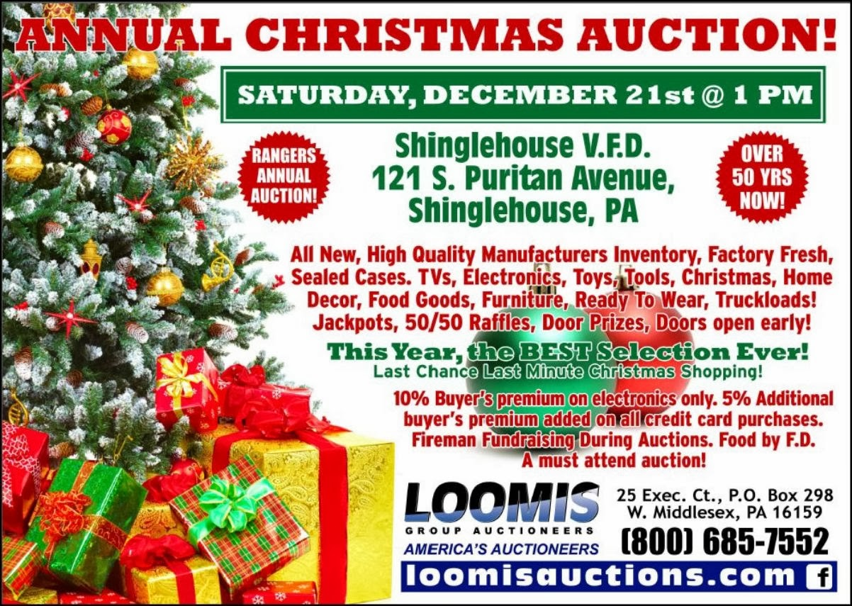 2 Big Christmas Auctions