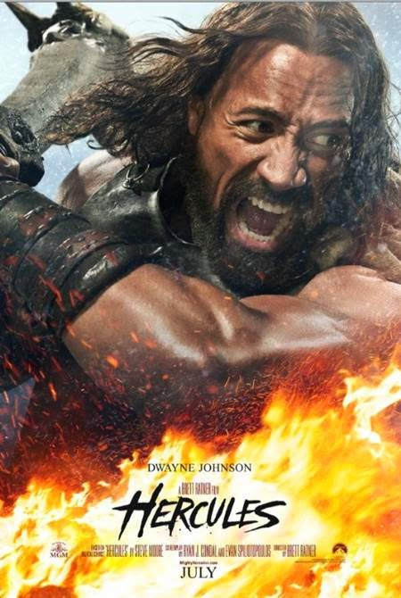 HERCULES w Dwayne Johnson, Trailer #2