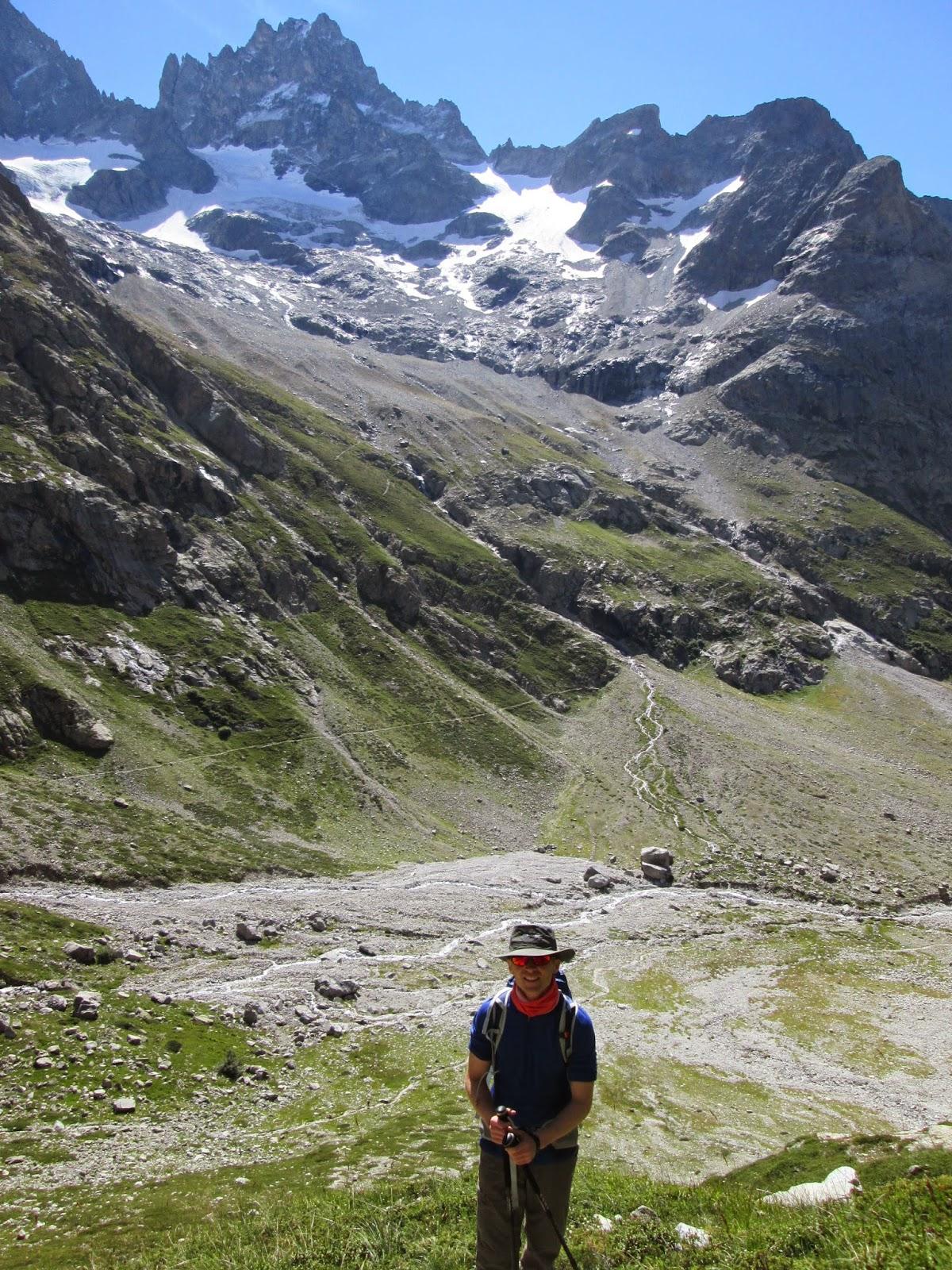 Vallon de Etancons, Ecrins National Park, Alps, France