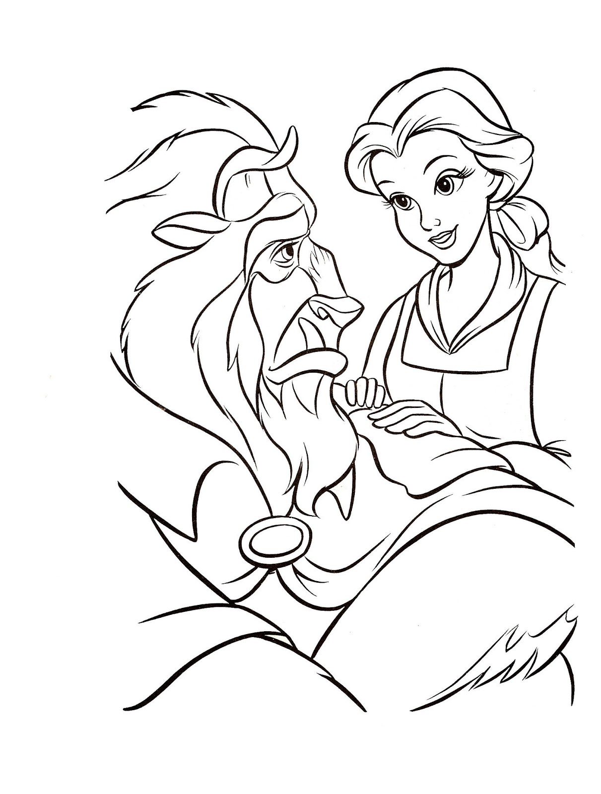 Disney Coloring Pages Gaston Coloring Pages Gaston Coloring Pages