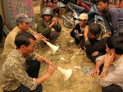 Bac Ha market, the biggest market of high land
