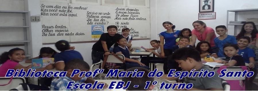 Biblioteca Profª Maria do Espírito Santo