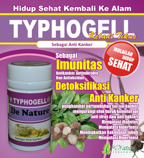typhogell obat kanker