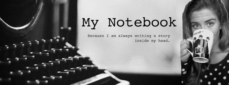 My Notebook.
