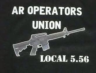 AR Operators Union shirt