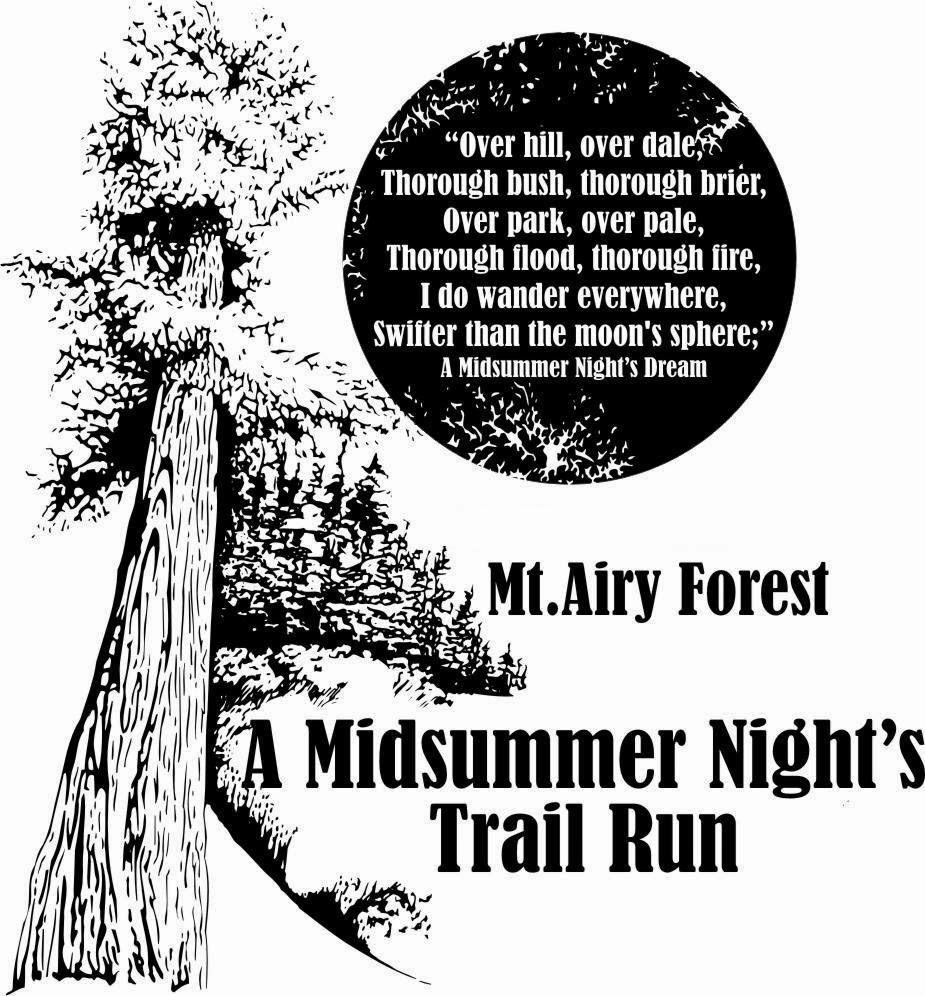 A Midsummer Night's Trail Run