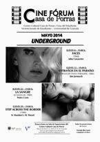 Carteles Cineforum Casa de Porras
