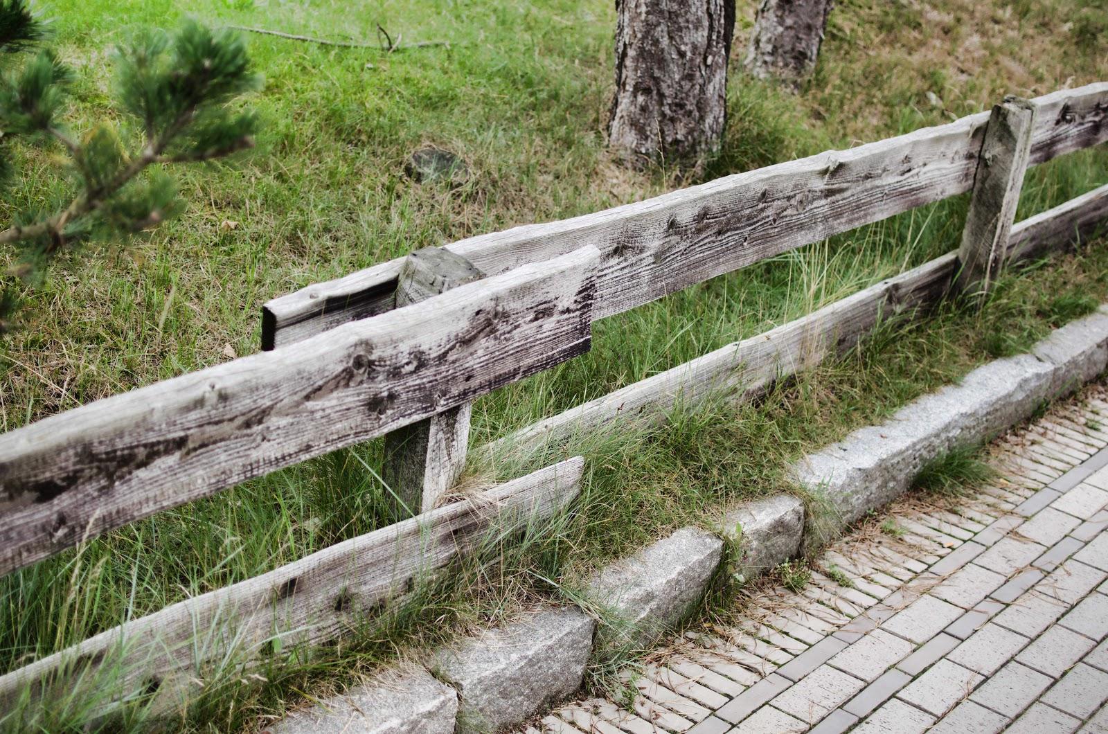 Deutscher Zaun