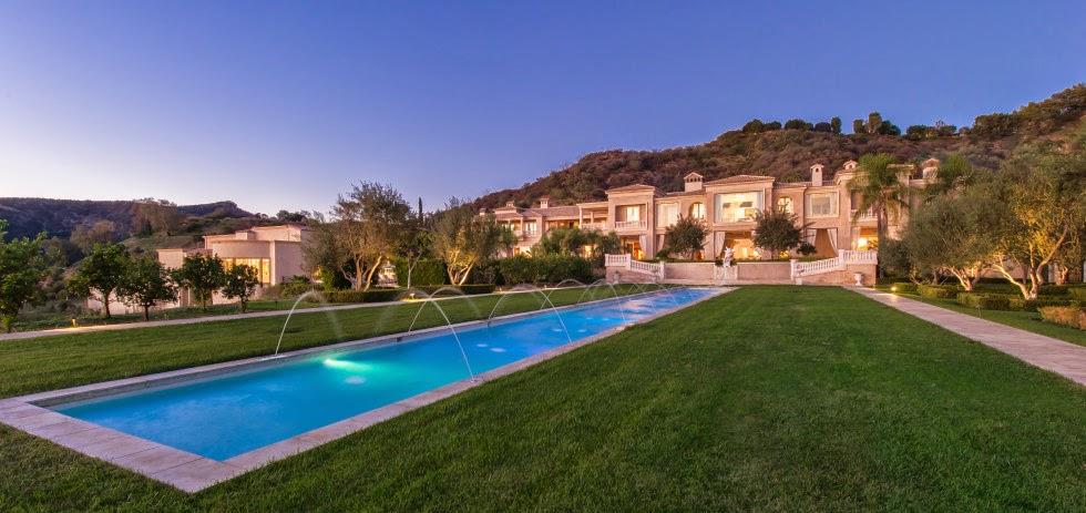 Beverly Hills Estate 12 bedrooms 23 bathrooms www.tanyourhideinoceanside.com