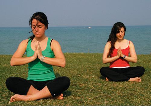 Hidup Sehat - Latihan yoga yang baik dan benar untuk kesehatan
