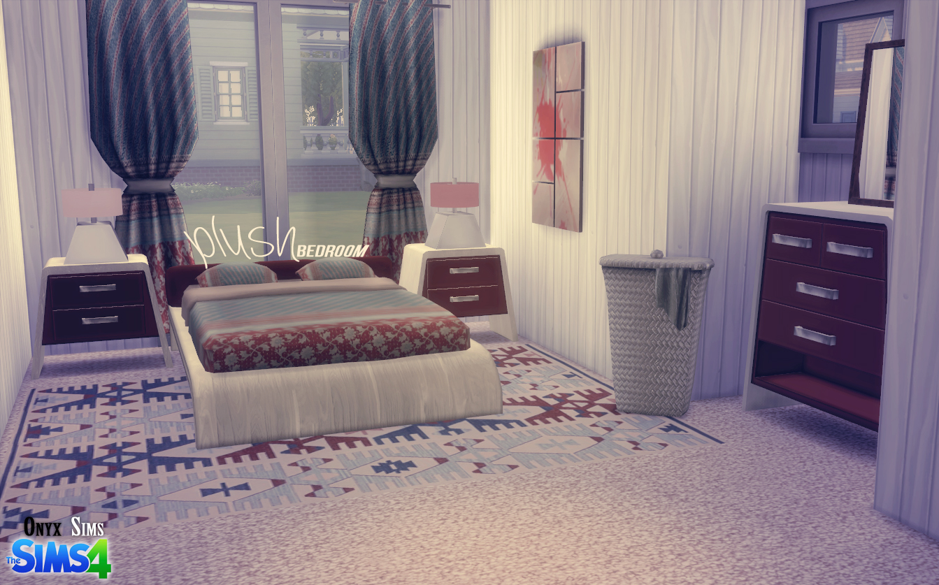 My Sims 4 Blog Plush Bedroom Set By Kiararawks