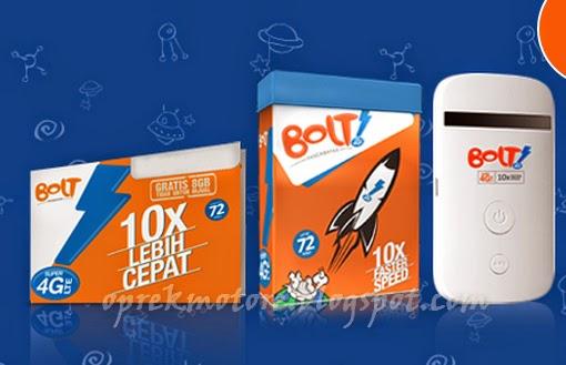 Promo Isi Ulang Bolt di Indomaret Bulan Mei 2014