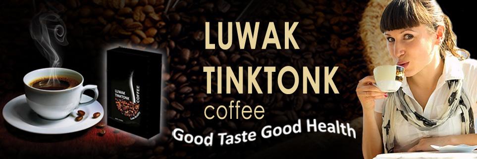 LUWAK TINKTONK Coffee