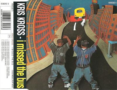 Kris Kross – I Missed The Bus (CDS) (1992) (320 kbps)