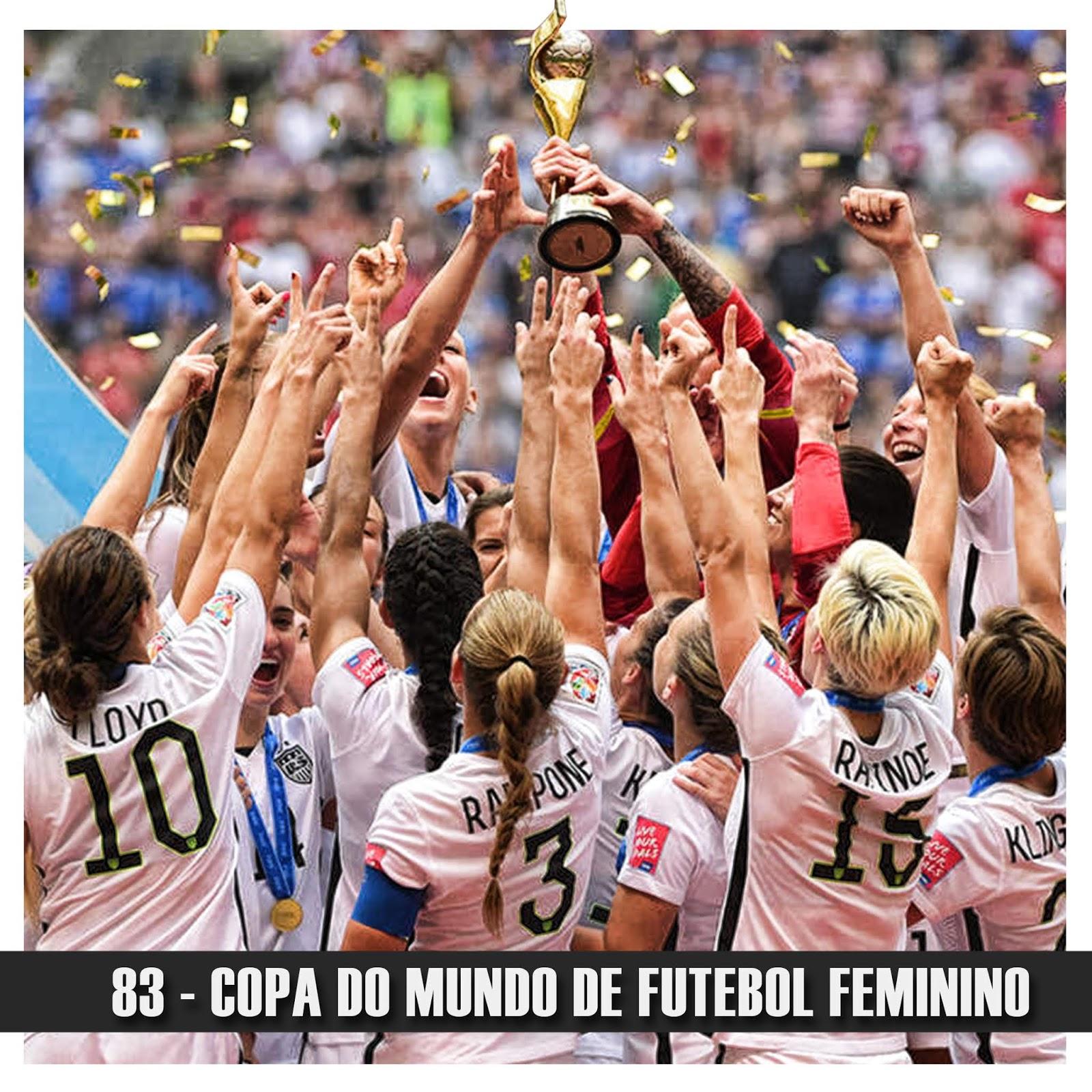 Doublecast 83 - Copa do Mundo de Futebol Feminino