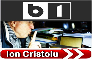 Ion Cristoiu, B1 TV