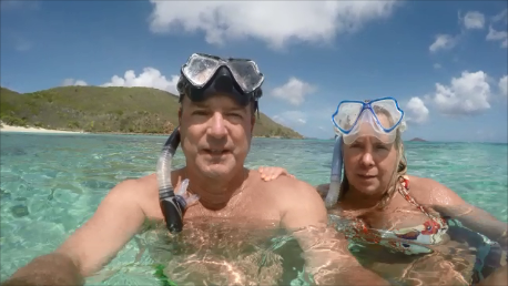 BVI Vacation a Blast!