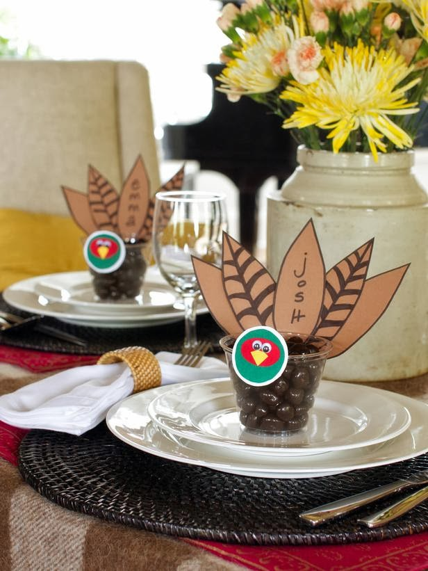 Inside The Brick House Creative Thanksgiving Table
