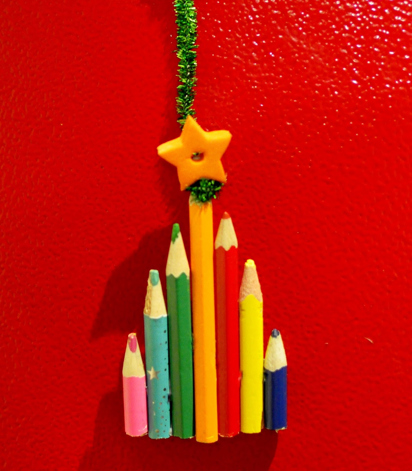 Decorated Pencil Gift Craft Children Ideas Arts And