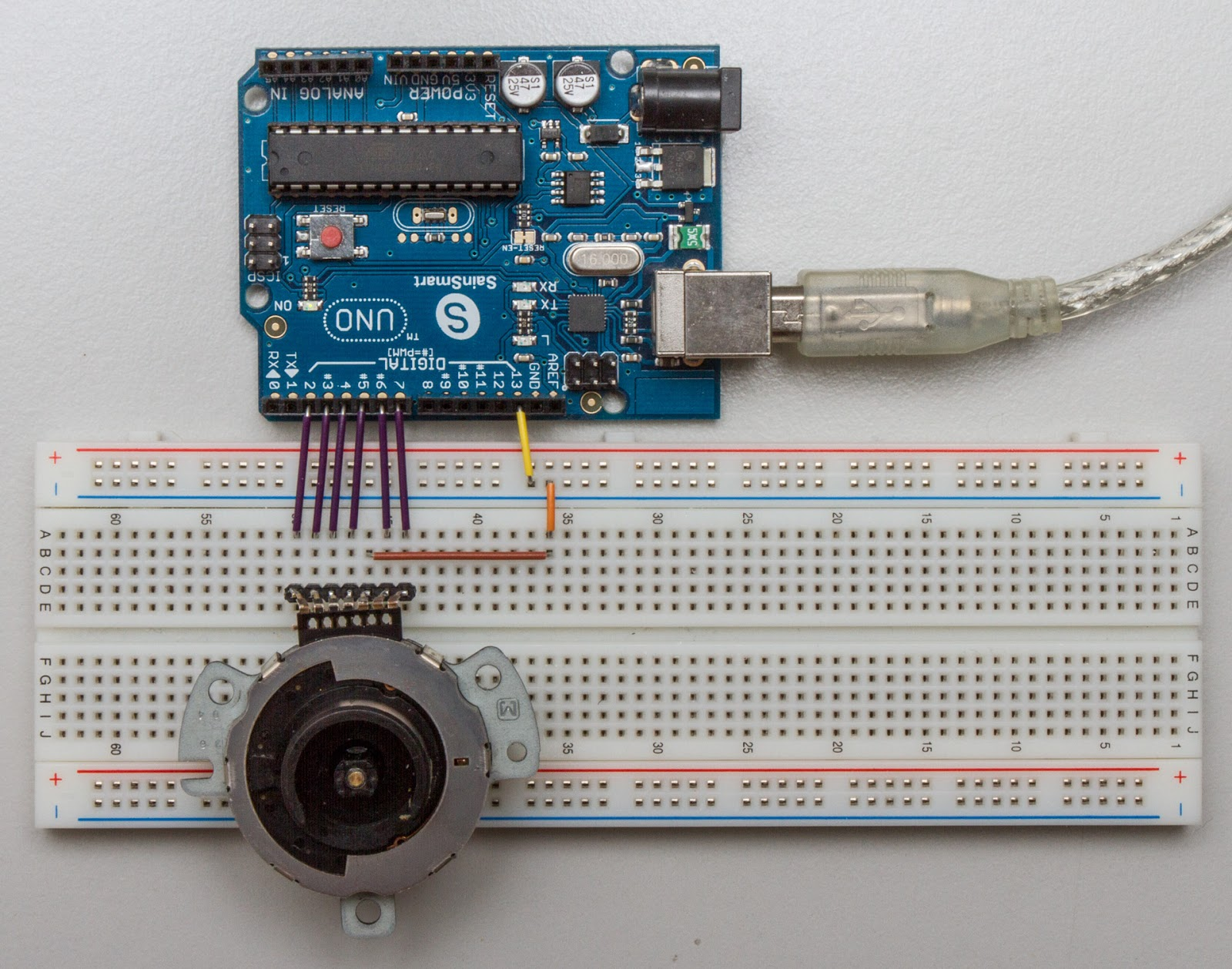 Using short range RF transmissions between two Arduino