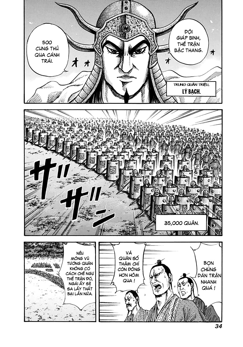 Kingdom - Vương Giả Thiên Hạ Chapter 131 page 13 - IZTruyenTranh.com