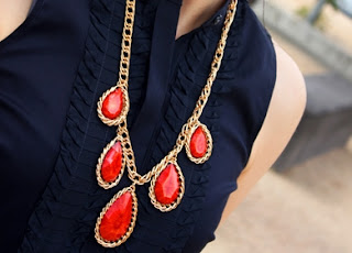 Amrita Singh Pachac Coral Necklace