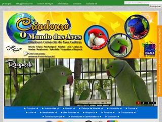 Criadouro Comercial de Aves Exóticas