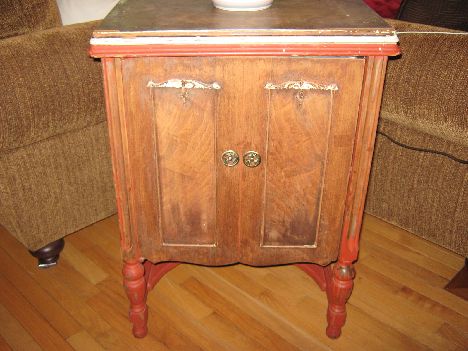 Fake it frugal fake french country furniture the side for French country furniture