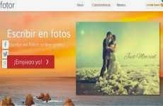 Escribir texto en fotos online en forma gratuita: Fotor
