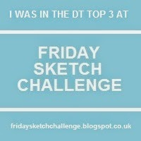 Friday Sketch Challenge