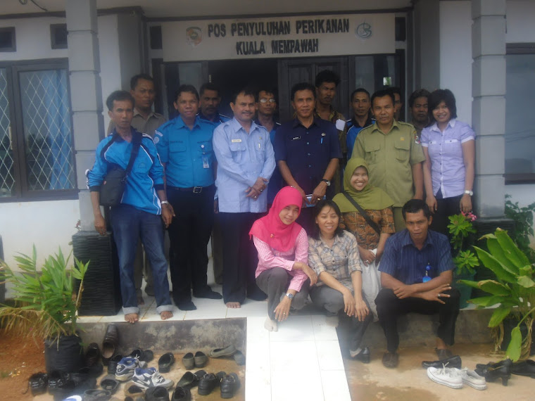 Penyuluhan Perikanan Korwil V (Kalimantan)