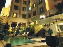 Hotel dekat Stasiun Solo Balapan