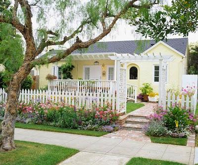Querido ref gio blog de decora o fachada de casas Bhg s
