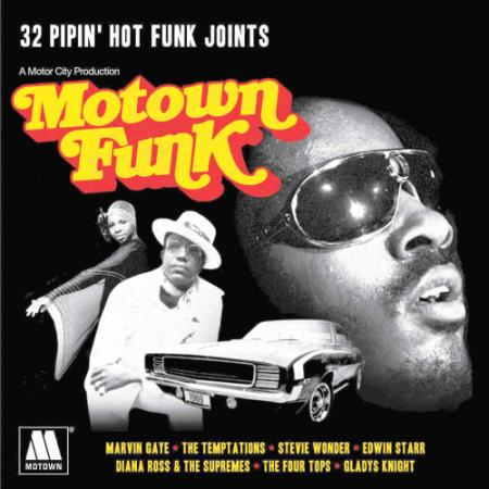 Capa Motown Funk (2013) | músicas