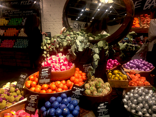 Lush Oxford Street Oils