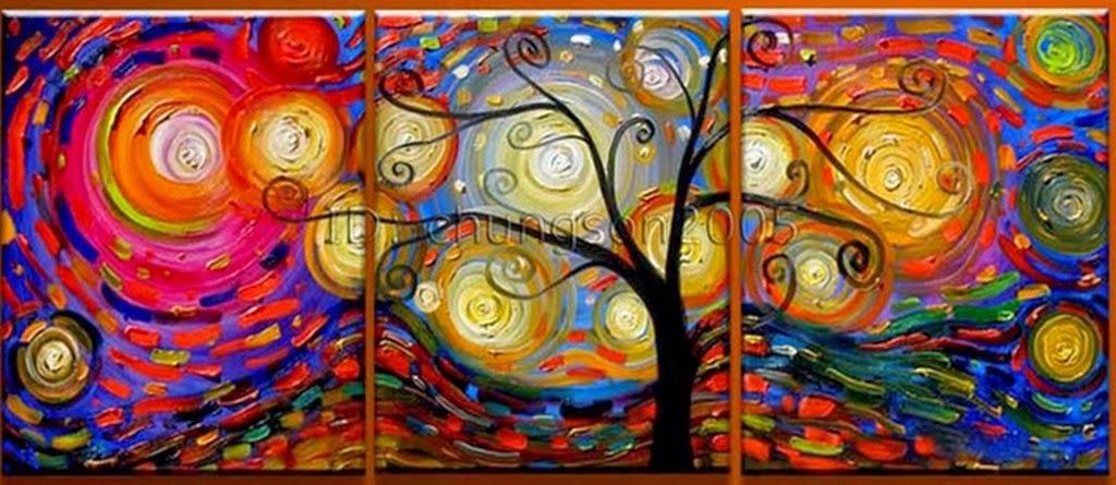 Cuadros modernos pinturas y dibujos 01 26 14 for Imagenes cuadros abstractos modernos