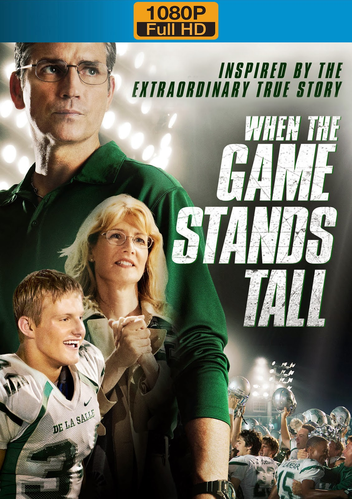 When The Game Stands Tall 2014 1080p Dual