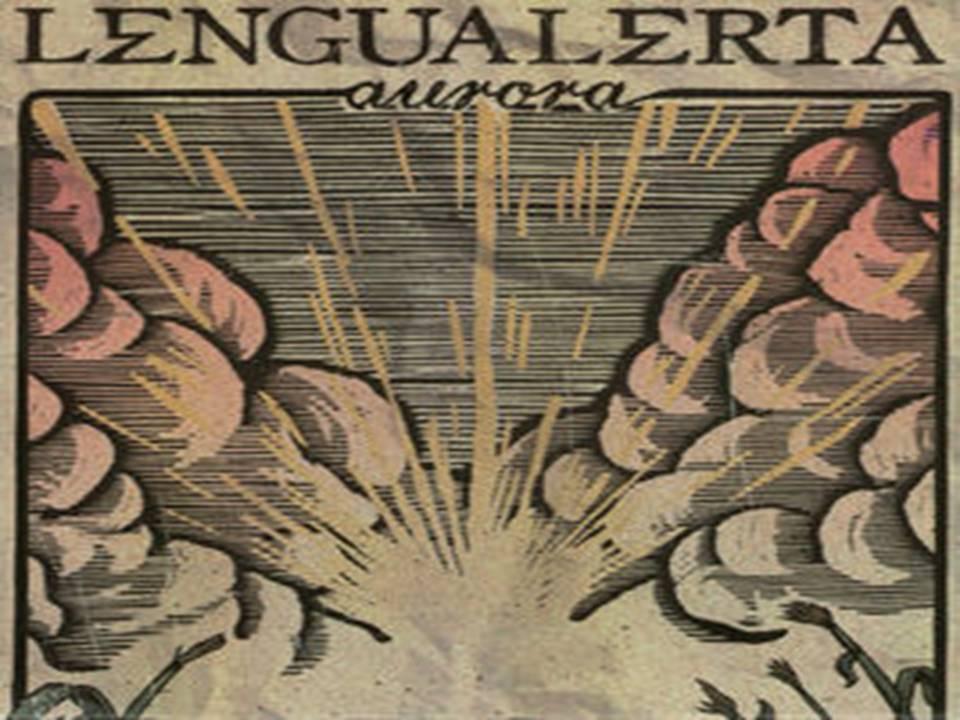 Lengualerta Aurora Álbum De Lengualerta