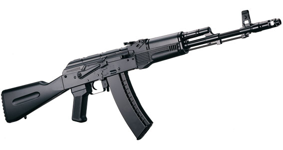 De AAA jusquas ZZZ AK74+Carbine