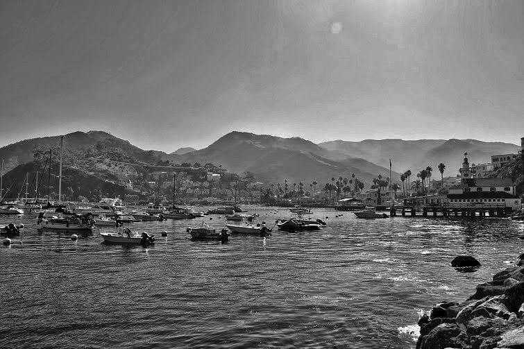 Catalina Island in California