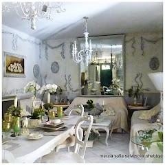 La sala da pranzo Gustaviana