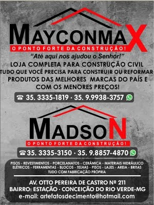MAYCONMAX E MADSON