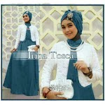 Gamis Hijab IRINA 4in1 GC2890 HABIS