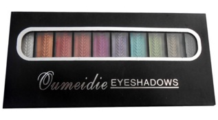 Qumeidie Eye Shadow True Pearl