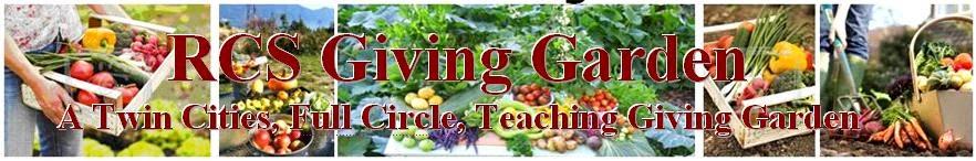 RCS Giving Garden